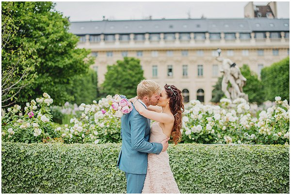 where to get married in Paris