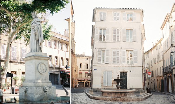 where to stay Aix en Provence