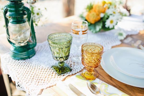 Wow tableware for weddings