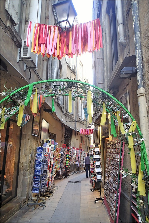 Exploring streets of Montpellier