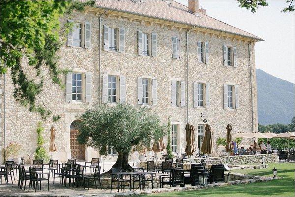 Chateau les Oliviers des Salettes