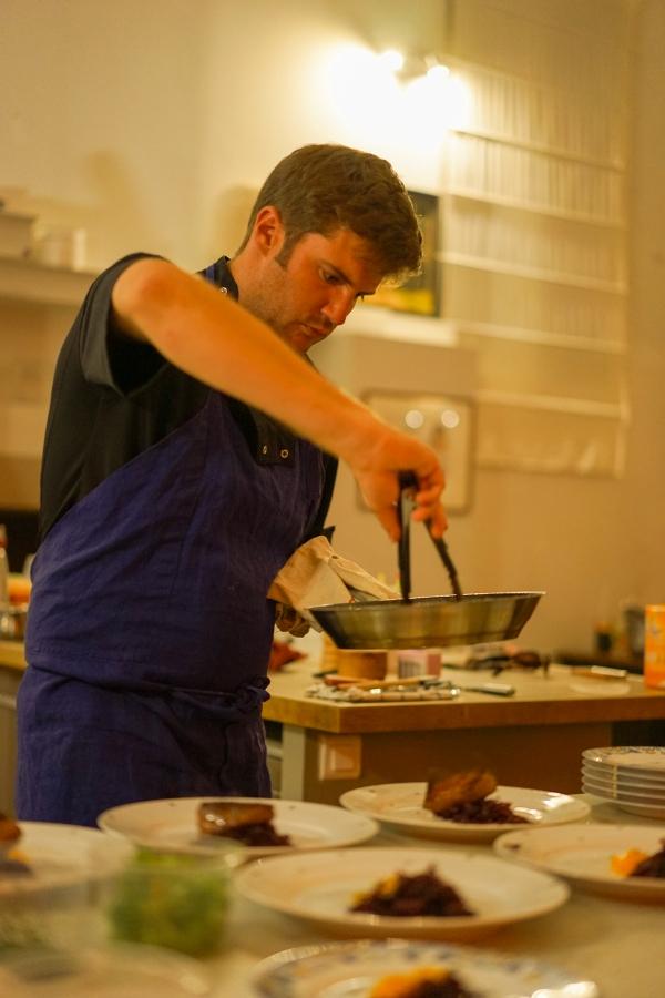 Chef Kent - Private chef in Paris