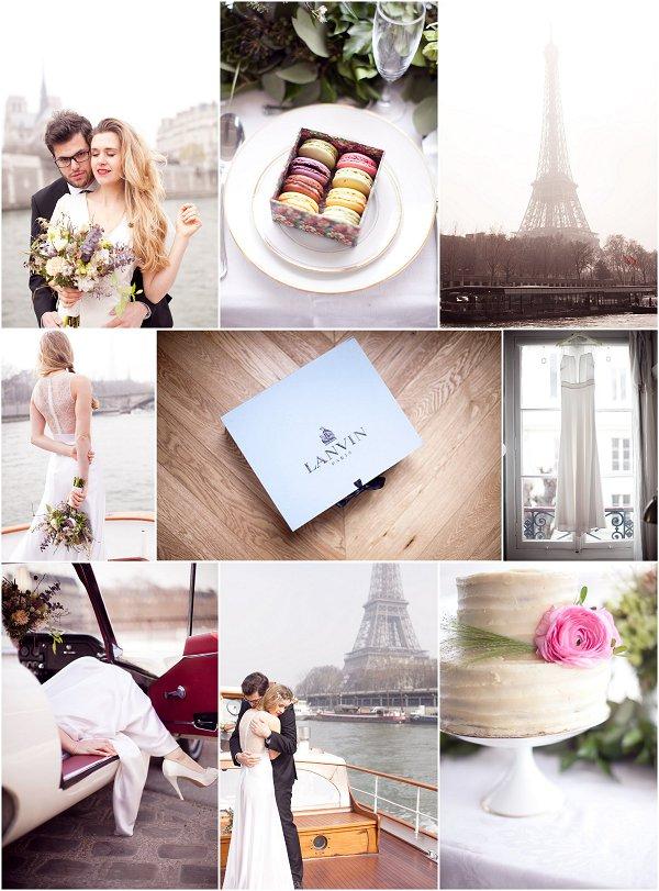 Elope to Paris Snapshot