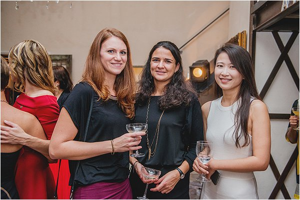 FWS Soiree guests