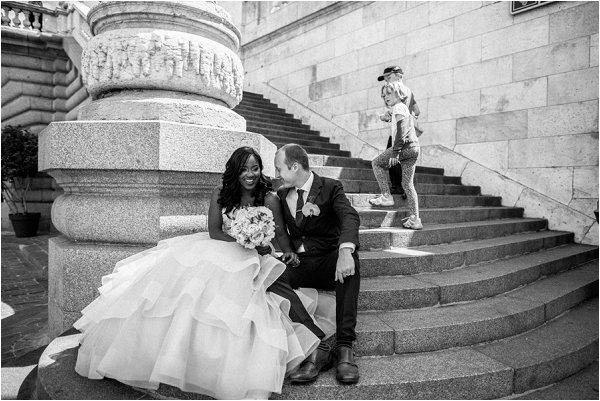 Hayley Paige bride in Paris