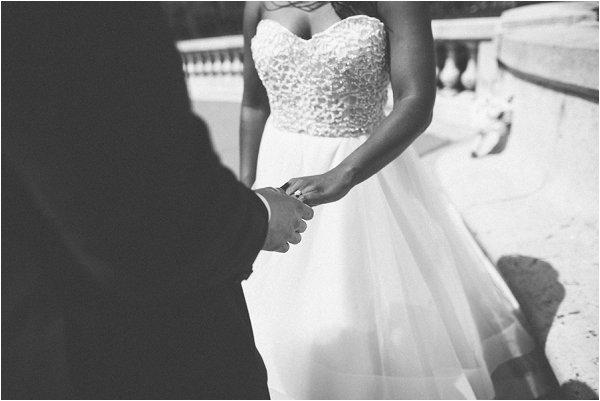 Hayley Paige sweetheart wedding dress