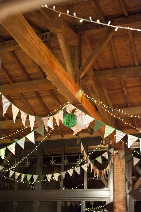 Irish wedding bunting