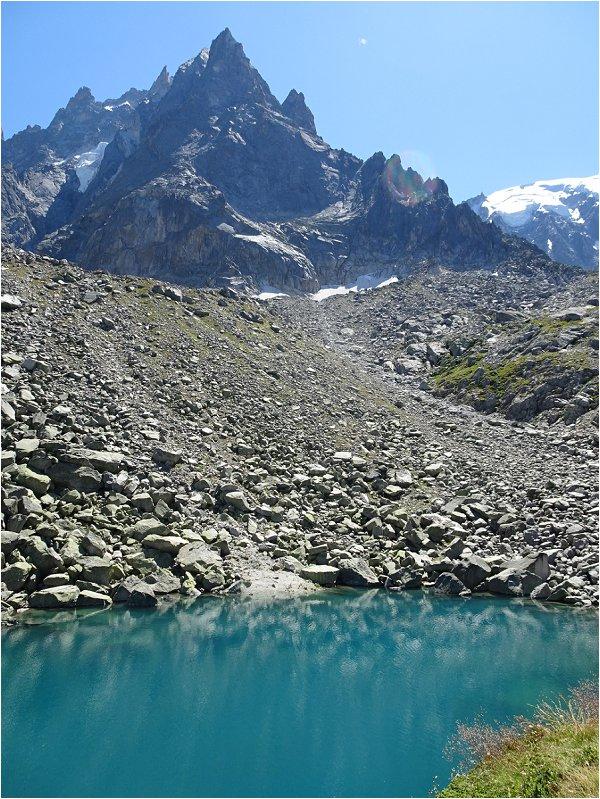 Lac Bleu in Chamonix