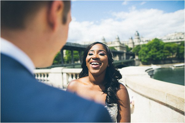 Luxe elopement in Paris