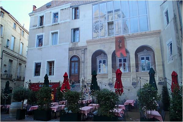 Restaurants in Montpellier