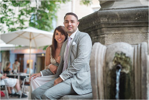 Provence elopement package