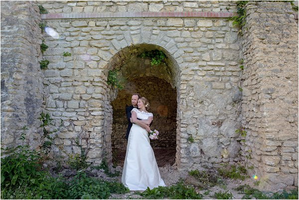 Romantic weddings in France