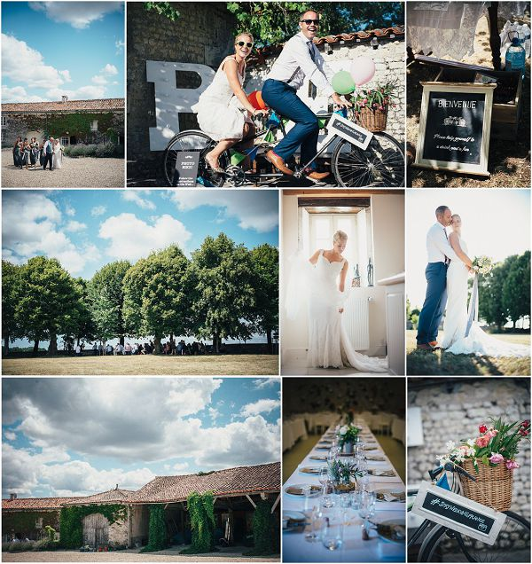 Rustic wedding in the French Countryside snapshot