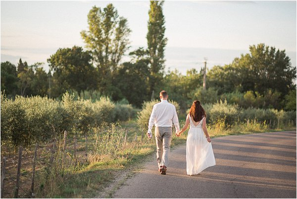 South of France elopement