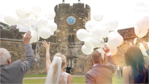 destination wedding videographer in France