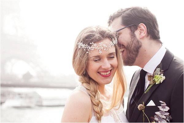 elopement packages to Paris