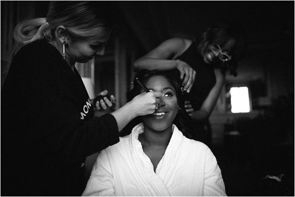 hair and make up artist Paris