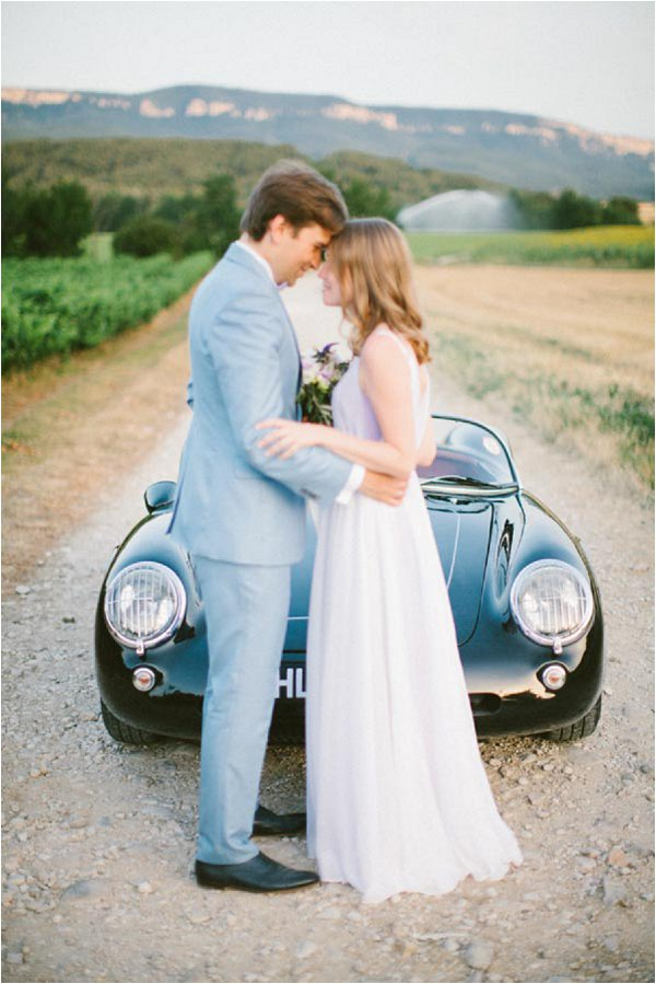 iconic vintage wedding styling