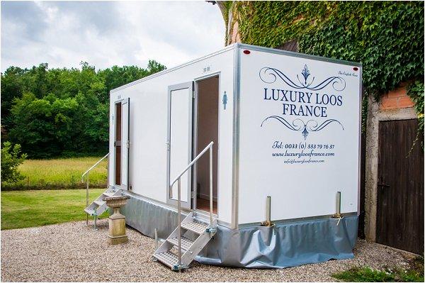 luxury loos France