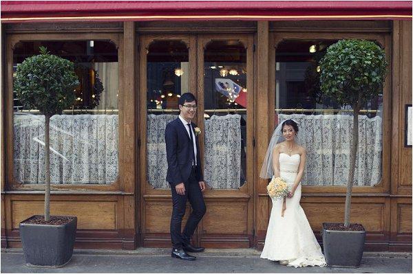 planning an elopement in Paris