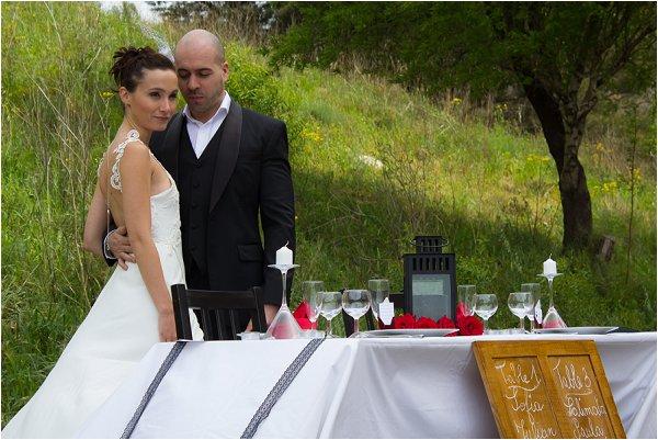 romantic wedding inspirational shoot