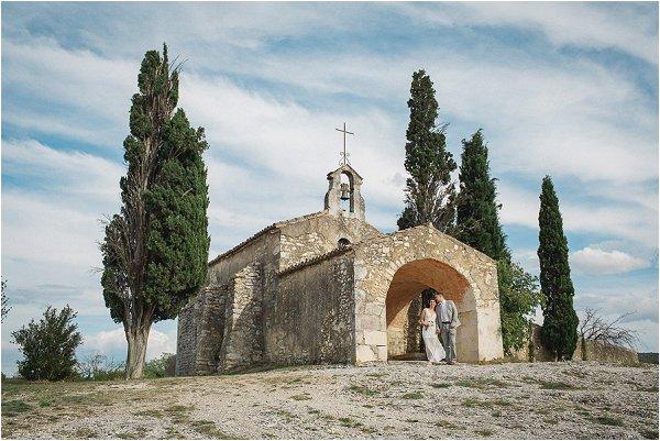 celebrant in Provence