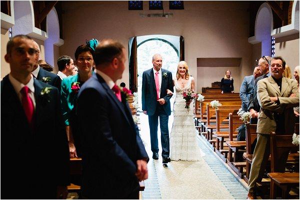 wedding chapel in Chamonix