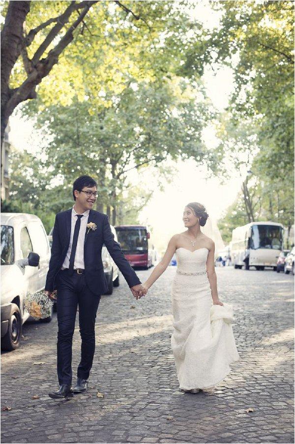 wedding day photo tour Paris