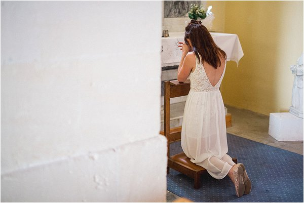wedding day prayer