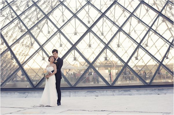 wedding session Louvre