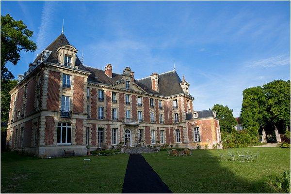 wedding venues near Paris