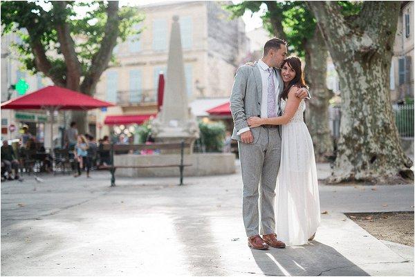 wedding village Provence