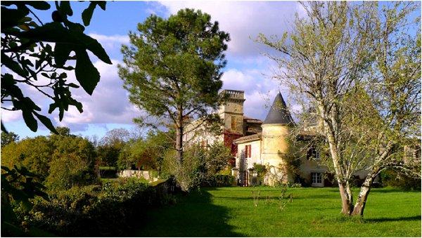 Chateau Sentout France