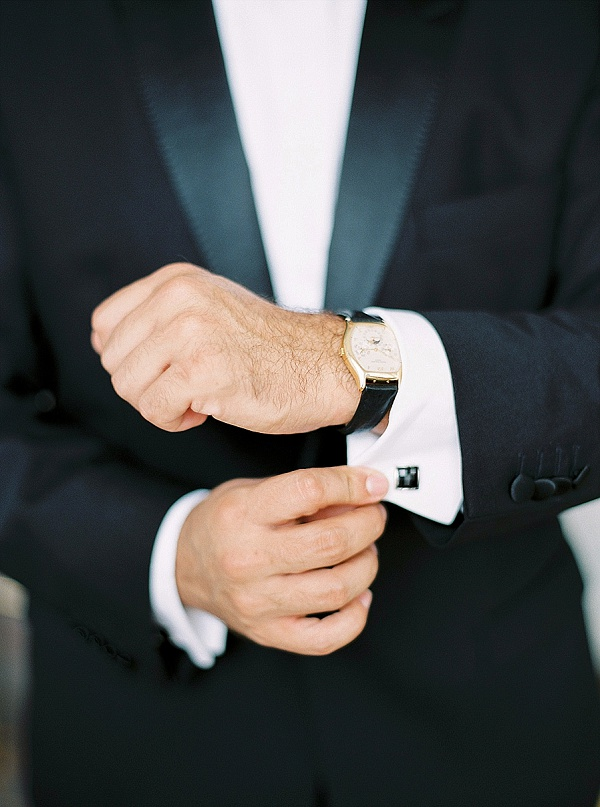 Dolce & Gabbana groom style
