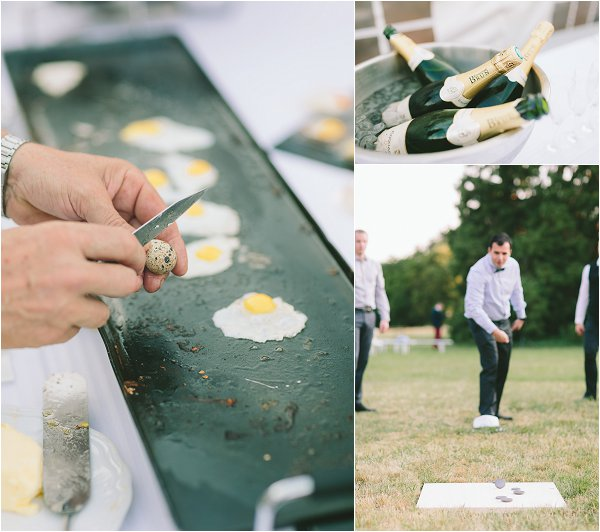 French wedding reception ideas