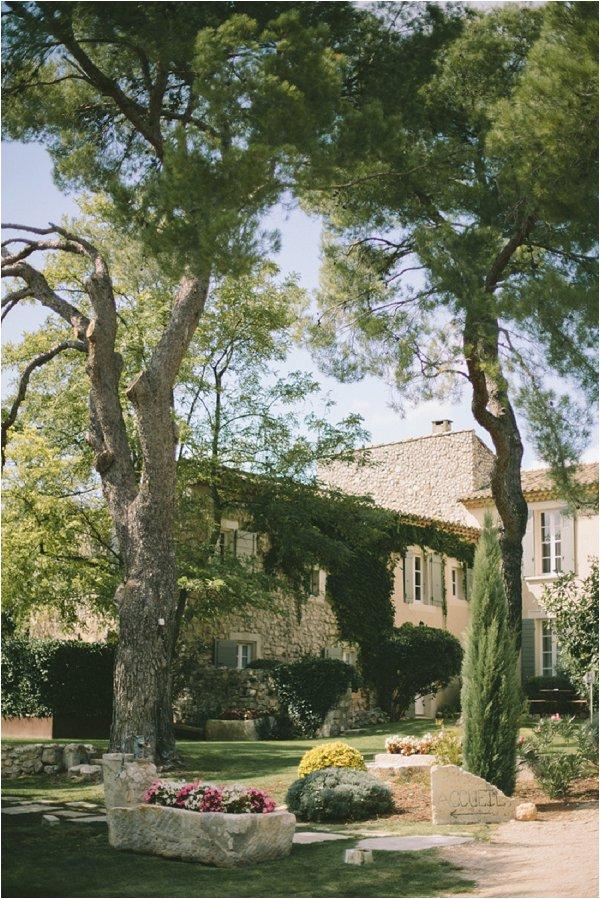 Le Mas de la Rose Chateau