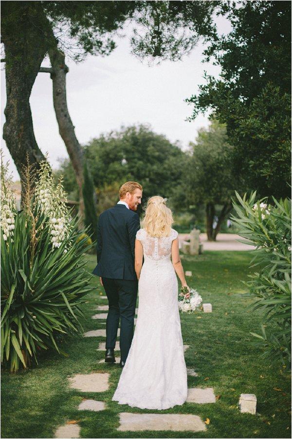 Le Mas de la Rose wedding