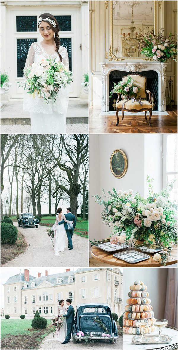 Luxury Wedding Inspiration Board