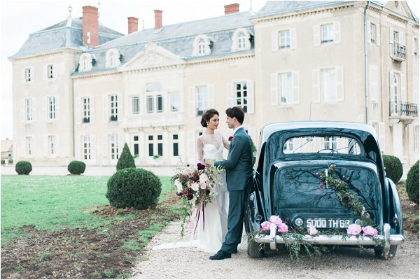 Luxury Wedding Inspiration at Chateau de Varennes