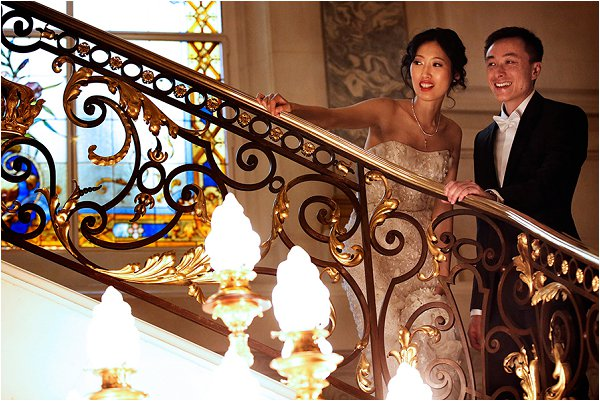 Luxury Wedding at Shangri-La Hotel Paris