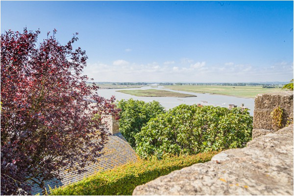 Mont St Michel weather and view