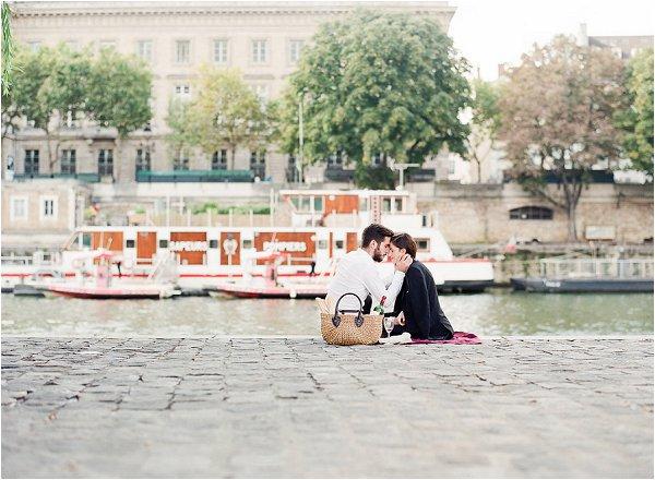 Perfect moment in Paris