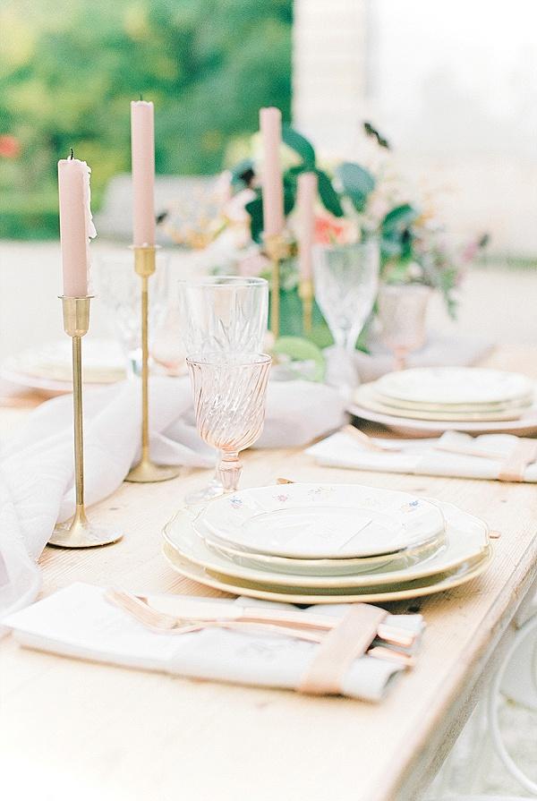Pretty Chateau wedding in Champagne
