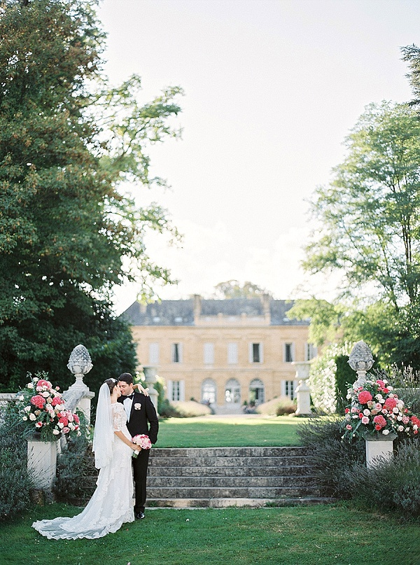Romantic Dordogne Wedding