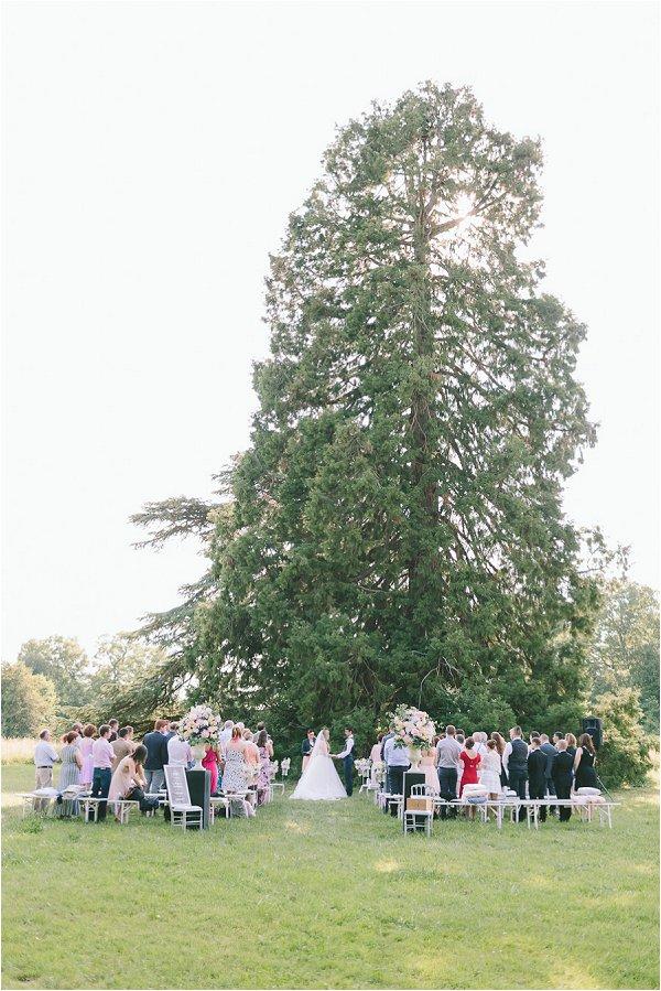 Romantic Wedding at Chateau de Rançay