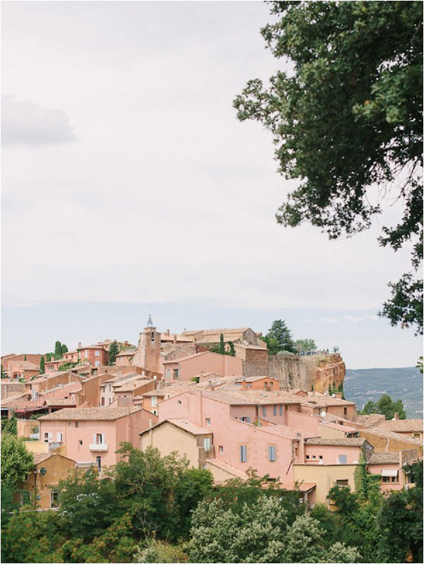 Village in South of France