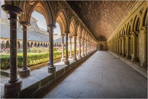Visiting Mont Saint Michel Abbey