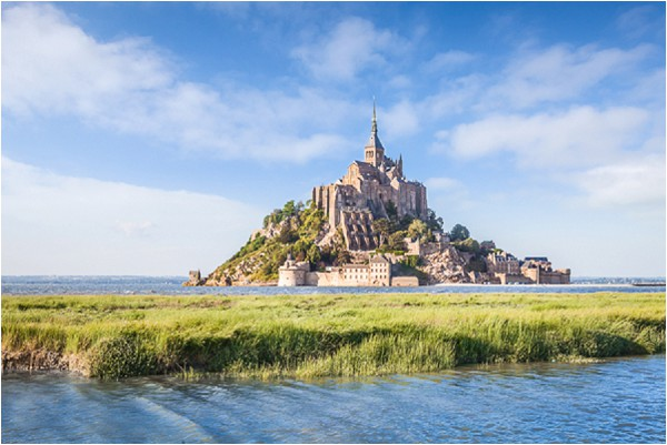 Wanderlust Wednesday Visiting Mont St Michel