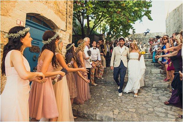 celeb wedding South of France