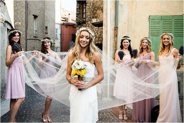 celebrity weddings in France